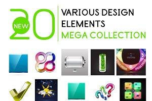 20 design elements