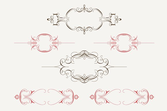 Decorative Frames N°2
