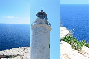 Blue ocean Formentera
