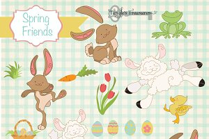 Easter/Spring Clipart