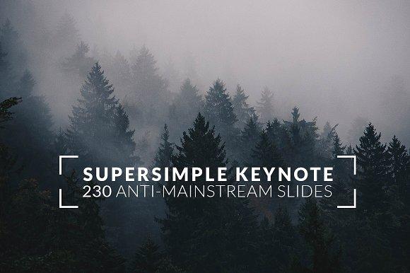 Super Simple Keynote