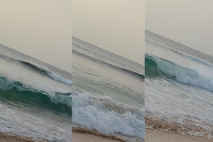 The beauty of waves