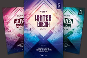 Winter Break Flyer