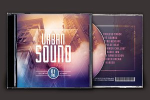 Urban Sound CD Cover Artwork