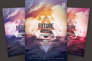 Future Trance Flyer