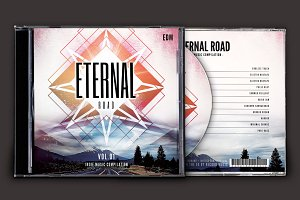 Eternal Road CD Cover