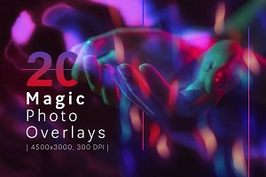 Magic Photo Overlays