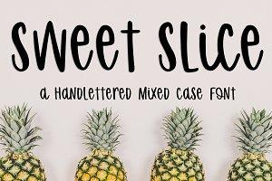 Sweet Slice Font