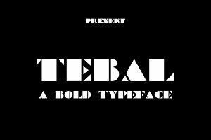 Tebal Font