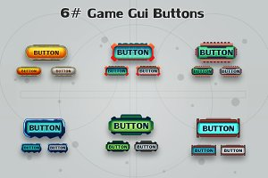 Game Gui Buttons