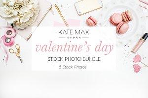 Valentines Day Stock Photo Bundle