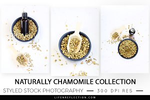 Stock Photos Naturally Chamomile