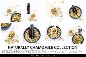 Styled Stock Naturally Chamomile