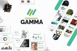 Gamma | Powerpoint Template