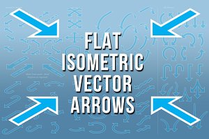 Isometric Flat Arrows