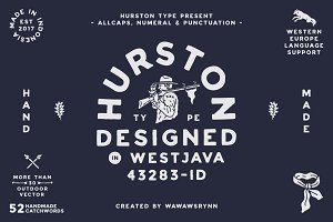 HURSTON TYPE