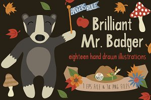 Brilliant Mr. Badger