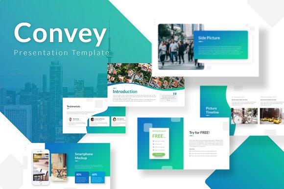 Convey Presentation Template
