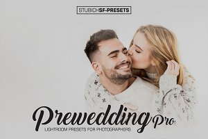 Prewedding Pro 14 Lightroom Presets