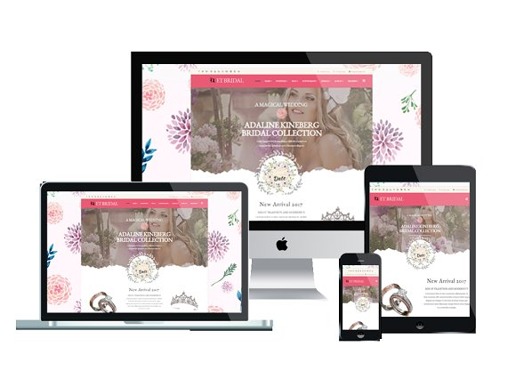 ET Bridal Wedding WordPress
