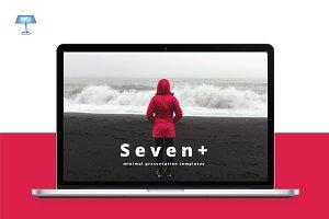 SEVENT+ KEYNOTE Template