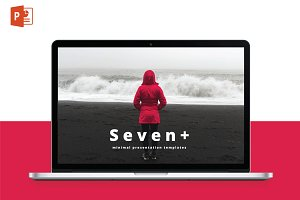 SEVENT+ POWERPOINT Template
