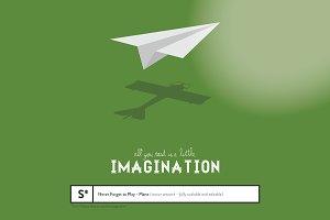 Imagination - Plane