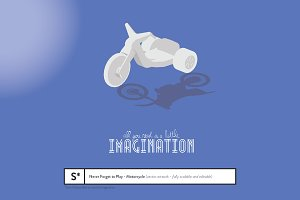 Imagination - Motorcycle