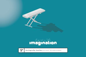 Imagination - Grand Piano