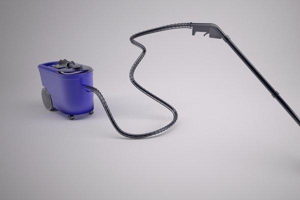 3D Appliances: Graphics834 - Commercial Carpet Cleaner