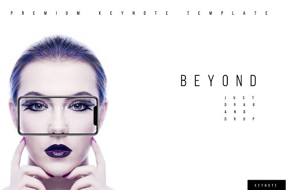 BEYOND Keynote Template