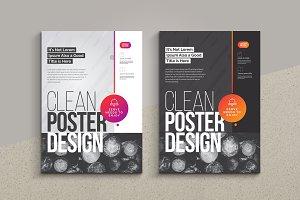 Multipurpose Minimal Poster