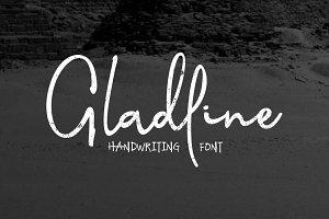 Gladline Script Font