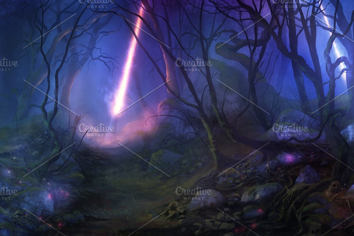 Magical Energy - Fairy Tale version