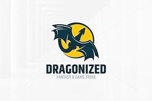 Dragonized Logo Template