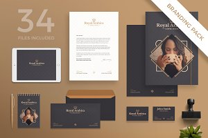 Branding Pack | Coffeehouse