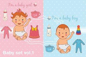 Baby set vol.1