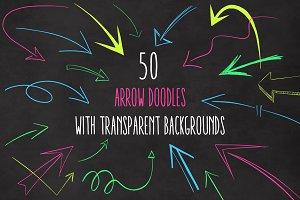 ARROWS vol.2 - doodle set