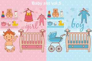Baby set vol.5