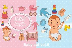 Baby set vol.6