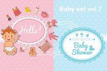 Baby set vol.7