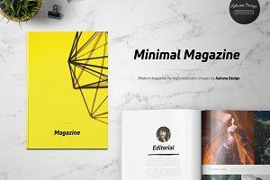 Minimal Pro Magazine