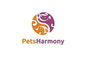 Pet Harmony Logo