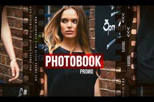 Photo Book Promo - AE template