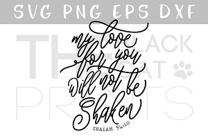 My love for you SVg DXF PNG EPS
