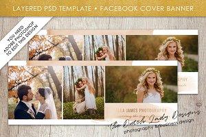PSD Facebook Banner Template #10