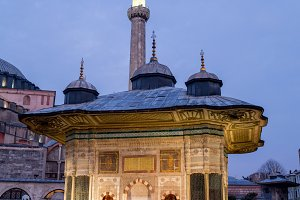 Yeni Cami Mosque The New Mosque in Istanbul , Turkey