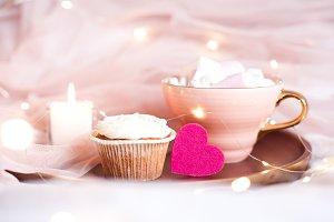 Valentines morning
