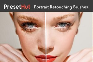 LR Portrait Retouching Brushes