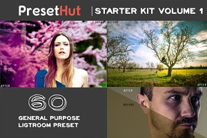 50 % off Lightroom Starter Kit